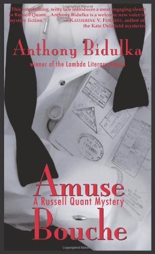Amuse Bouche 9781894663915