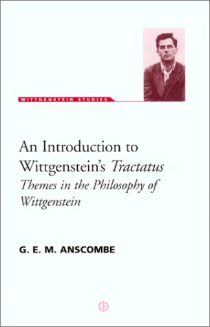 An Introduction to Wittgenstein's Tractatus 9781890318543