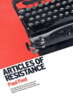 Articles of Resistance 9781898876649