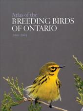 Atlas of the Breeding Birds of Ontario, 2001-2005 7728599