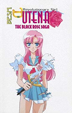 BESM Revolutionary Girl Utena: The Black Rose Saga 9781894525961