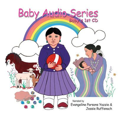 Baby Audio Series: Baby's 1st CD 9781893354708
