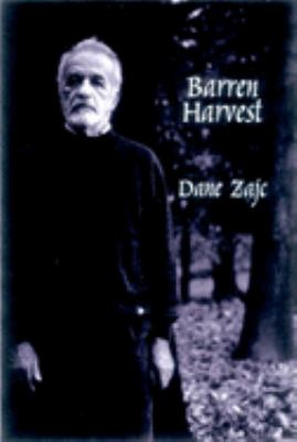 Barren Harvest: Selected Poems 9781893996670