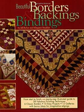 Beautiful Borders, Backings & Bindings 9781890621810