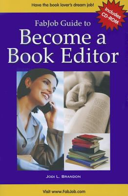 Become a Book Editor [With CDROM] 9781897286722