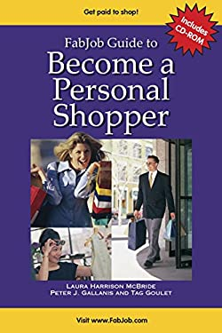 Become a Personal Shopper [With CD-ROM] 9781894638555
