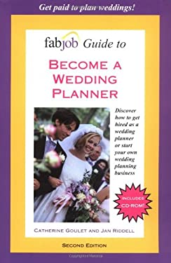 Become a Wedding Planner [With CD-ROM] 9781894638371