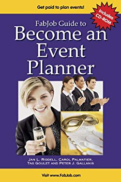 Become an Event Planner [With CD-ROM] 9781894638883