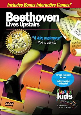 Beethoven Lives Upstairs 9781894502580