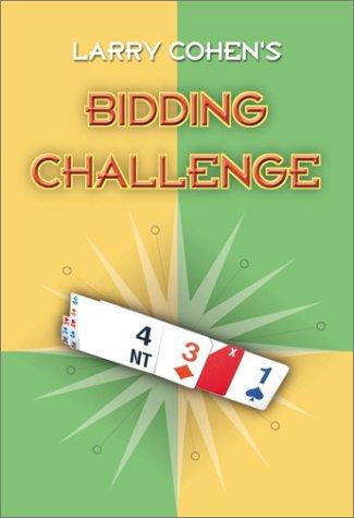 Bidding Challenge 9781894154451
