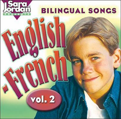Bilingual Songs English-French: Vol. 2