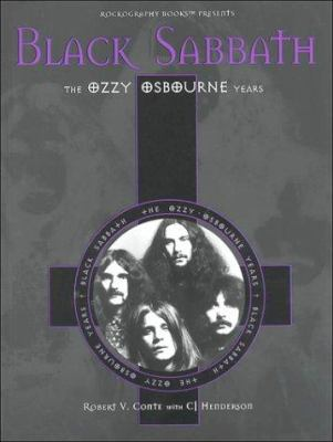 Black Sabbath: The Ozzy Years 9781890313999