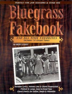 Bluegrass Fakebook 9781893907492