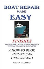 Boat Repair Made Easy -- Finishes