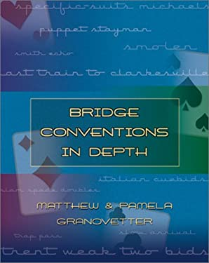 Bridge Conventions in Depth 9781894154567