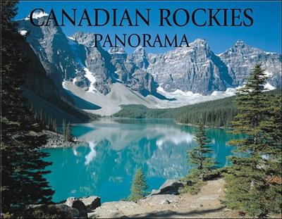 Canadian Rockies Panorama 9781897522226