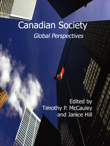 Canadian Society: Global Perspectives 9781897160305