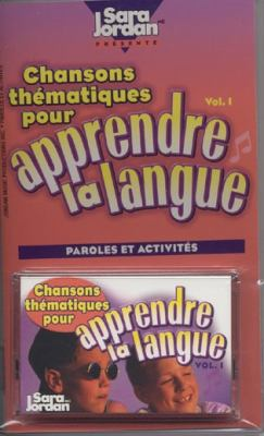 Chansons Thematiques Pour Appr [With Book] 9781894262385