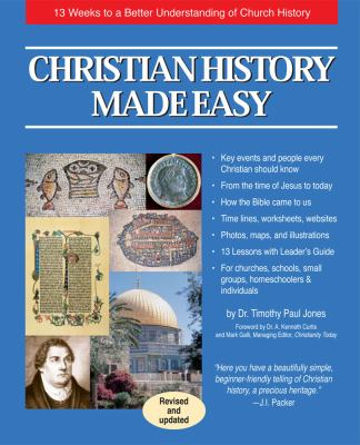 Christian History Made Easy 9781890947101