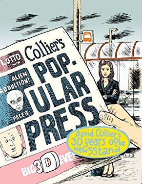 Collier's Popular Press: David Collier's 30 Years on the Newsstand 9781894994606