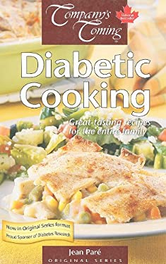 Company's Coming Diabetic Cookbook 9781897069288