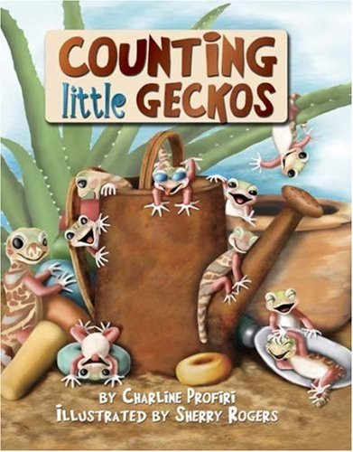 Counting Little Geckos Charline Profiri and Sherry Rogers