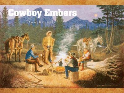 Cowboy Embers 9781897411148