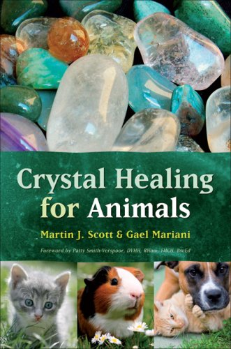 Crystal Healing for Animals 9781899171248