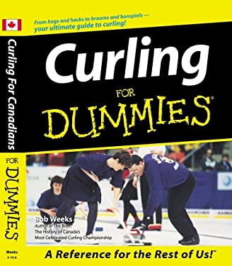 Curling for Dummies 9781894413305