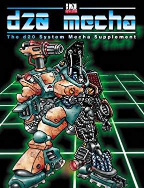 D20 Mecha: D20 RPG Supplement 9781894525565