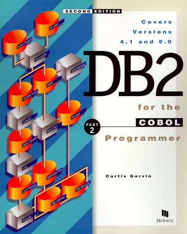 DB2 for the COBOL Programmer 9781890774035