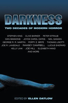 Darkness: Two Decades of Modern Horror 9781892391957
