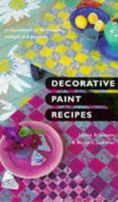 Decorative Paint Recipes 9781899988273