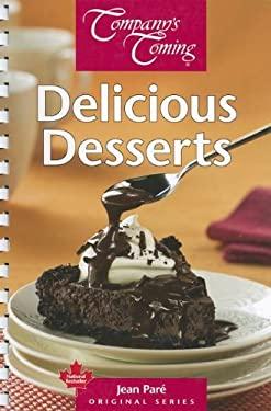 Delicious Desserts 9781897477809
