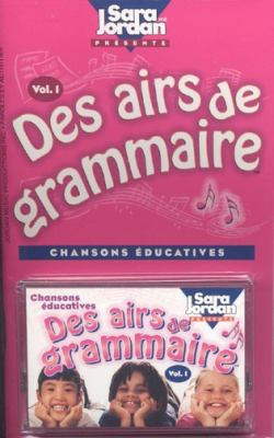 Des Aires de Grammaire [With Book] 9781895523607