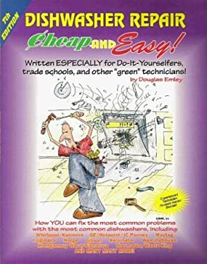 Dishwasher Repair: For Do-It-Yourselfers 9781890386191