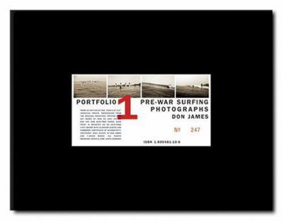 Don James Portfolio 1: Pre-War Surfing
