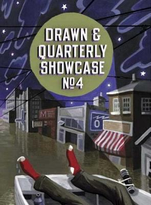 Drawn & Quarterly Showcase 9781896597980