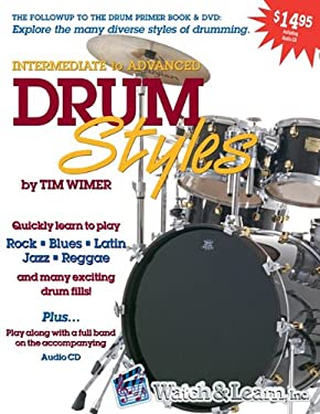 Drum Styles [With CD (Audio)] 9781893907393
