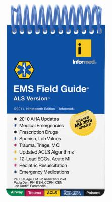 EMS Field Guide: ALS Version 9781890495572