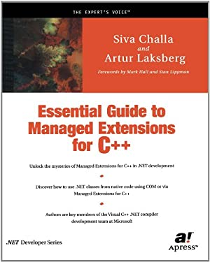 Essential Guide to Managed Extensions for C++ 9781893115286
