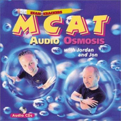 Examkrackers MCAT Audio Osmosis (12 Audio CDs) 9781893858237