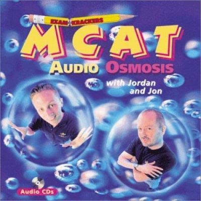Examkrackers MCAT Audio Osmosis (12 Audio CDs)