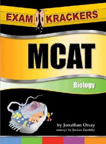 Examkrackers MCAT Biology 9781893858251