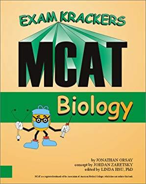 Examkrackers MCAT Biology 9781893858060