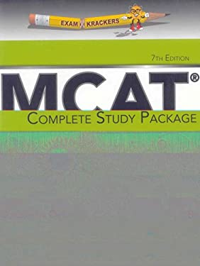 Examkrackers Complete MCAT Study Pkg: 5 Book Package