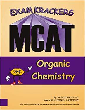 Examkrackers MCAT Organic Chemistry 9781893858084