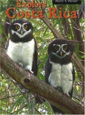 Explore Costa Rica 9781893643550