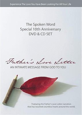 Father's Love Letter [With CD] 9781897020760