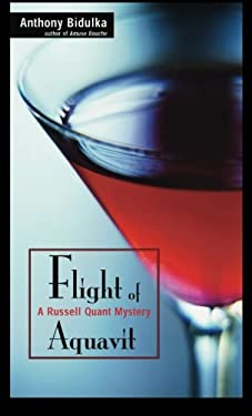 Flight of Aquavit: A Russell Quant Mystery 9781897178096